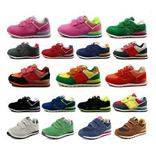 2014 Child Sport Shoes Boys Girls Sneakers Children's Running Shoes 25-36 T101
