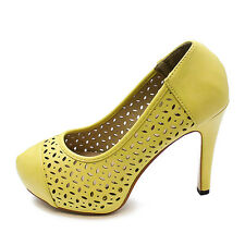 FASHION CLASSY EXCLUSIVE WOMEN LADIES SHOES STILETTOS HIGH HEELS PEEP TOE.