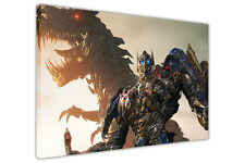 TRANSFORMERS OPTIMUS PRIME CANVAS PICTURES WALL ART PRINTS MOVIE POSTERS PHOTOS