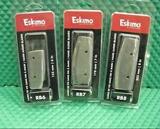 """Eskimo Ice Auger Hand Auger Replacement Blades 6"""", 7"""" & 8"""""""