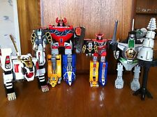 Mighty Morphin Power Ranger Set Of Zords Including Green Rangers Just Select One