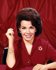 ANNETTE FUNICELLO IN RED OUTFIT PHOTO OR POSTER