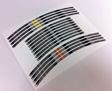 R-SYS style wheel rim decals SSC mavic stickers for 700c road wheel
