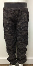 EXCHAINSTORE BOYS CAMOUFLAGE COMBAT TROUSER PANTS  7 8 9 10 11 12 13 YEARS