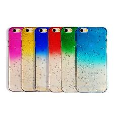"""Ultra Thin 3D Rain Drop Tapered Style Case Cover For iPhone 6 Plus 5.5""""/4.7"""""""