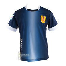KIDS' SCOTLAND FOOTBALL JERSEY TOP - GREAT DESIGN & VALUE - SIZES 0 to 12 YEARS!