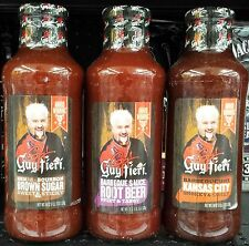Guy Fieri Award Winning Barbeque BBQ Barbecue Sauce ~ Pick One