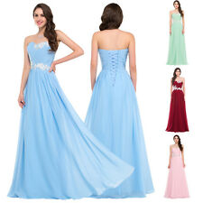 2015 Sweetheart Prom Bridesmaid Evening Party Formal Masquerade Long Dress Gowns