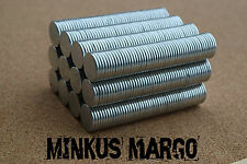 """18mm x 2mm Neodymium Magnets Rare Earth Magnets Disc Very Strong 45/64"""" Large"""
