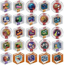 DISNEY ORIGINALS INFINITY 2.0 POWER DISCS COMPLETE A SET USA SHIP $2 FOREIGN $7