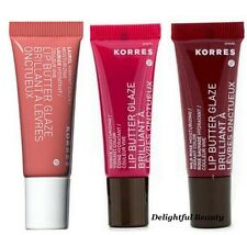 KORRES Lip Butter Glaze ~ Choose Your Shade ~ New in Box ~ Full Size