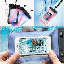 Outdoor Swimming Sport Waterproof Beach Dry Pouch Case Bag For Mobile Phone GPS