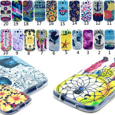 Nice Silicone Soft Rubber TPU Back Case Cover For Samsung Galaxy S3 III i9300