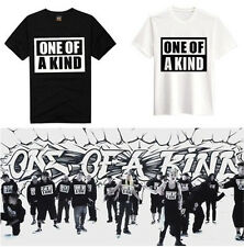 Excellent Good BIGBANG GD KPOP G-DRAGON ONE OF A KIND Cotton Basis T-SHIRTS SPCA