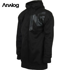 Analog Burton Transpose Snowboard ATF DWR Full Zip Hoodie Jacket Ninja M,L 90€