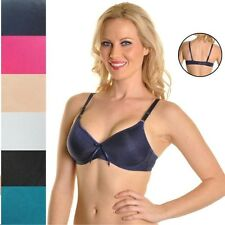 WOMEN'S BRA, WIRELESS WIRE FREE COMFORTABLE, SEE COLORS, 32B-38C & 40C, NWT!