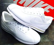 Nike Cortez Basic Leather '06 White 316418-113 Athletic Sneakers Men's 9