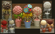 SWEET TREE KITS-MINIS (5 KITS).Create delicious,unique Wedding & party favours.