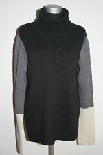 Vince Cashmere Blend Colourblock Sweater NWT RRP £290 (Lacommode)
