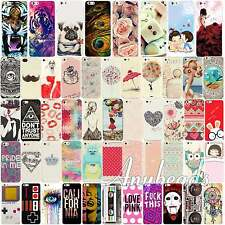 Fashion Cute Pattern Hard Skin Case Cover For Apple IPhone 4 4S 5 5S 5C 6 6 Plus