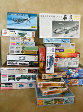 Multi Listing Various Model Kits / Airfix/Revell / PM.Airplanes vehicles Heller