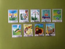 2014 Panini Prizm WORLD  CUP BRAZIL HOST CITY   Complete your Set  Free Shipping