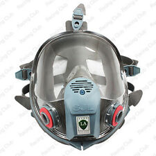 New For 3M 6800 Gas Mask Full Facepiece Respirator Painting Spraying