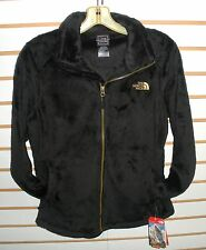 THE NORTH FACE WOMENS OSITO 2 FLEECE JACKET -#C782- TNF BLACK / C GOLD -S,M,L,XL