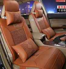 10pcs Soft PU leather Comfortable Car Seat Cover for All Car 5 Seats Nice