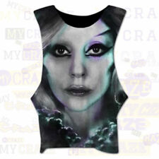 LADY GAGA Born This Way Concert Tour Licensed Tank Top Singlet