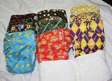 Glow bug Cloth Diapers Newborn to Toddler