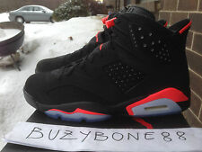 Air Jordan VI 6 Infrared playoff carmine olympic fire red bred IV 4 XI 11 1 7 5