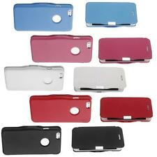 """Magnetic Flip PU Leather Hard Ultra Slim Pouch Wallet Case Cover iPhone 6 4.7"""""""