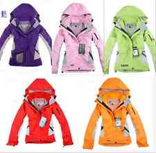 New Women Winter Outwear Ski Snow Waterproof Climbing Hiking Outdoor Jacket Coat