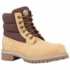 "Timberland Unisex Toddler 6"" Classic Quilted Wheat Boot Style #1780R"