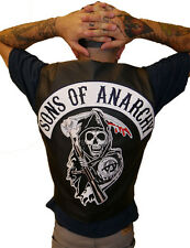 Sons Of Anarchy Official Vest with Patches
