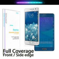3D Full Covered edge 2PCS clear screen protector film case for Galaxy Note EDGE