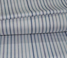 800TC Egyptian Cotton 1pc FITTED SHEET Custom Extra Deep Pocket Printed Blue