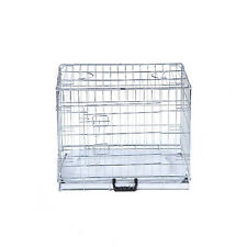 Dog Puppy Folding Cage Crate with Bed Small Medium Large Extra Large XX Large