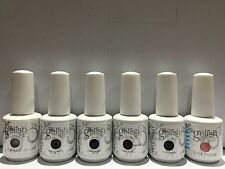 Harmony Gelish Soak Off Gel Part#3 Pick Any Colors !