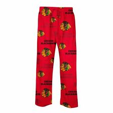 Chicago Blackhawks Sleep Pants Men's Pajamas Lounge Pants - NHL Insider