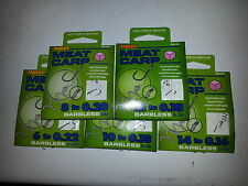 Middy Hooks to Nylon Meat Carp Various sizes Pay 1  Postage on multi buys!