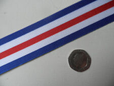 France & Germany Star, Replacement Ribbon, Full Size [32mm]. Free Postage.