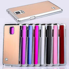For Samsung Galaxy Note 4 N9100 Aluminum Brushed Design hard case cover