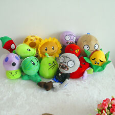 Plants vs Zombies 2 PVZ Figures Baby Plush Staff Toy Stuffed Soft Doll XMAS gift