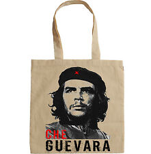 CHE GUEVARA CUBA REVOLUTION QUOTE - NEW AMAZING GRAPHIC HAND BAG/TOTE BAG