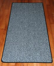Silvered Sky Washable Non-Skid Carpet Rug Hall Stair Floor Mat Kitchen Runner