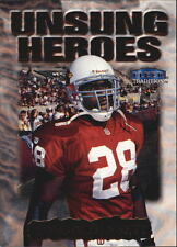 1999 Fleer Tradition Unsung Heroes #1UH Tommy Bennett