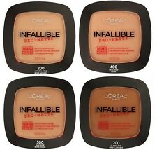 L'OREAL INFALLIBLE PRO-MATTE 16 HR POWDER ~ Choose Your Shade ~DELIGHTFUL BEAUTY