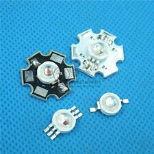 1W 3W Epistar Chip  140° Wide Angle LED beads High Power super bright RGB